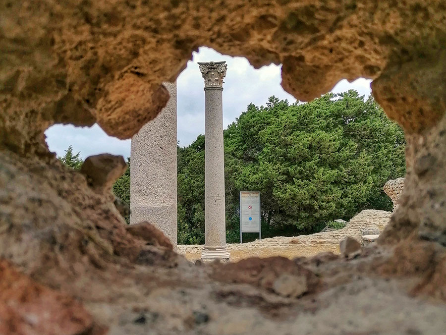 giannutri villa romana