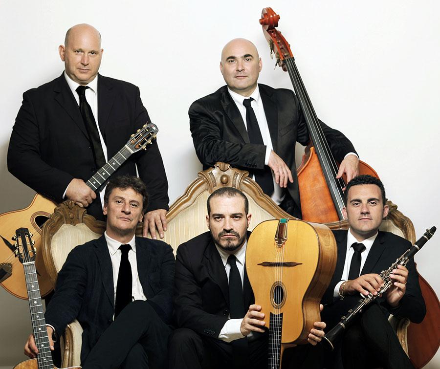 Giorgio Tirabassi Hot Club Roma Visioninmusica Summer 2021