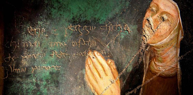 I graffiti dell'Umbria antichi e moderni in una mostra diffusa