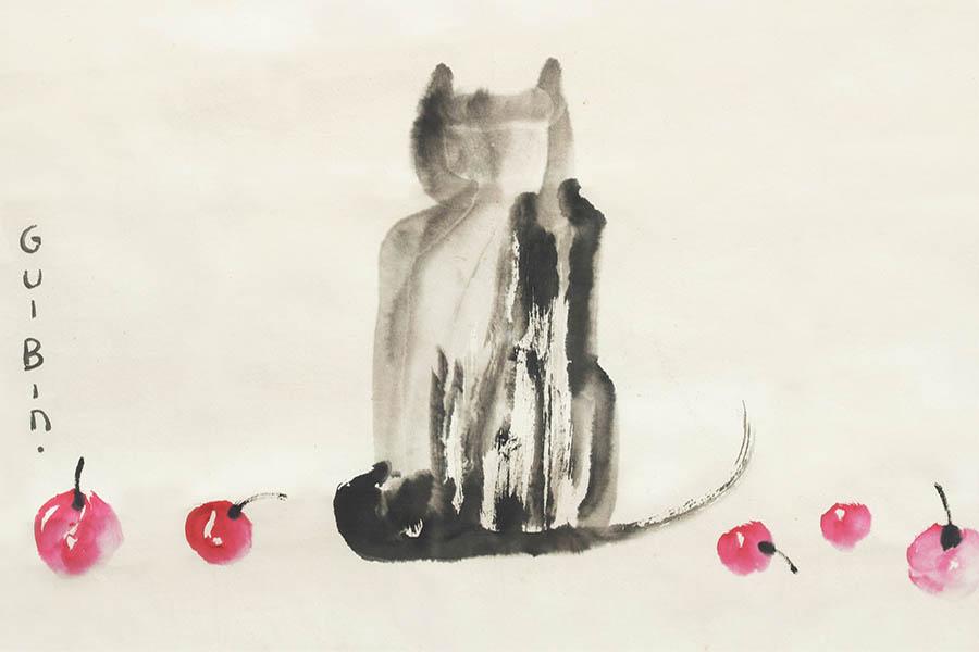 the cat's dream gui bin Il Gatto di Schrödinger