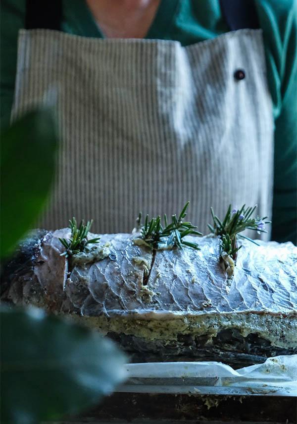 panino porchetta di lago