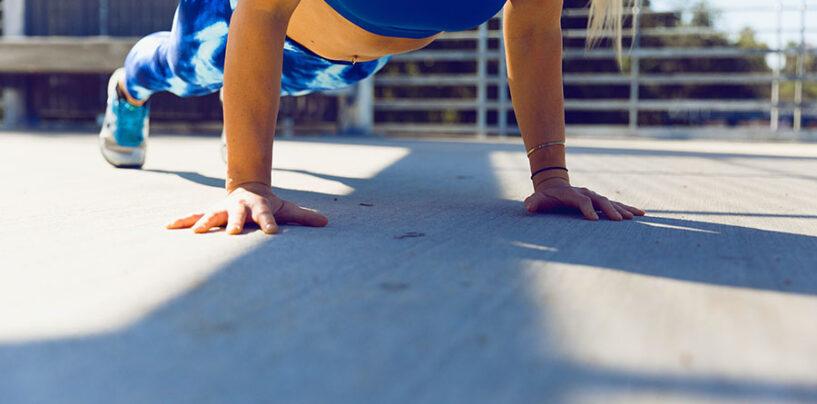 Push up: tutto quello che devi sapere sulle flessioni