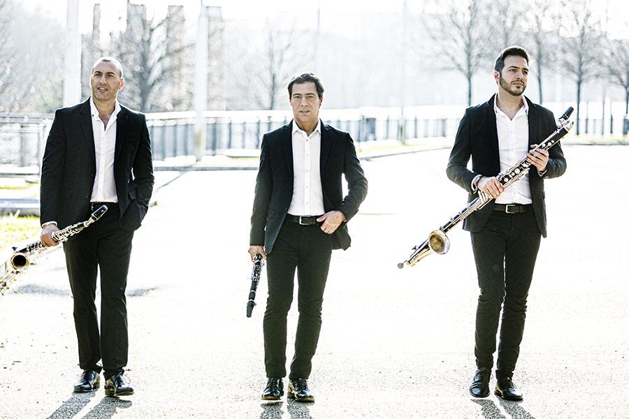 i concerti di giugno alessandro carbonare trio
