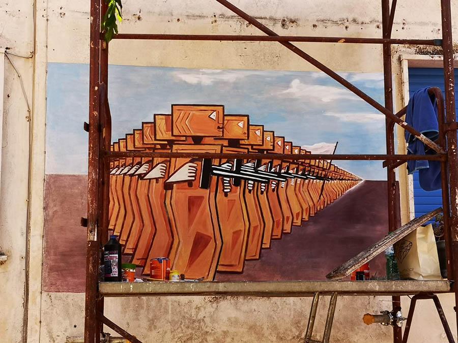 diamante murales kodra