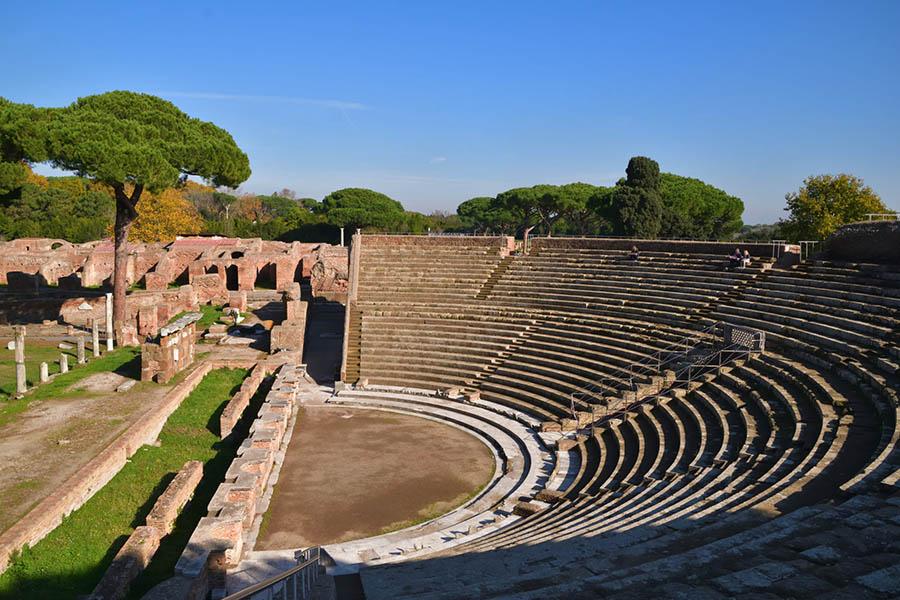 Ostia Antica Festival 2021 tra musica, teatro e magia
