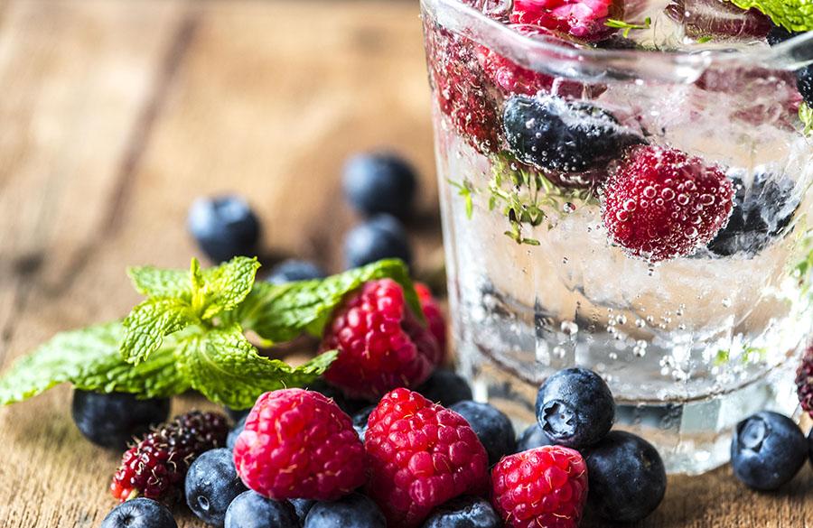 acqua aromatizzata acque aromatizzate