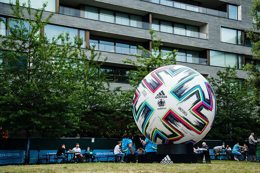 tiktok europei calcio euro 2020