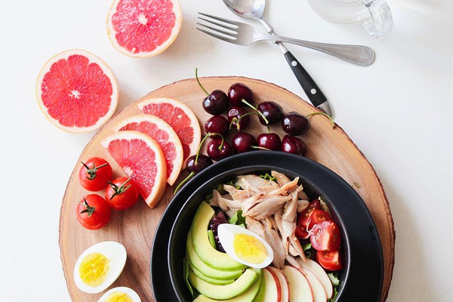 mangiare sano in estate
