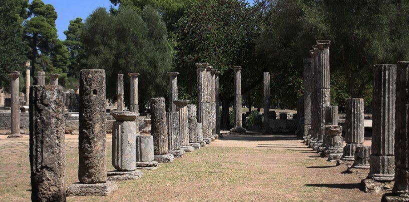 Olimpia e la Grecia, viaggio della mente sportiva