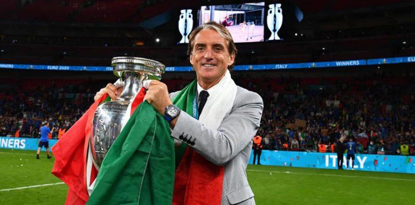 Roberto Mancini, alla ricerca del calcio più bello