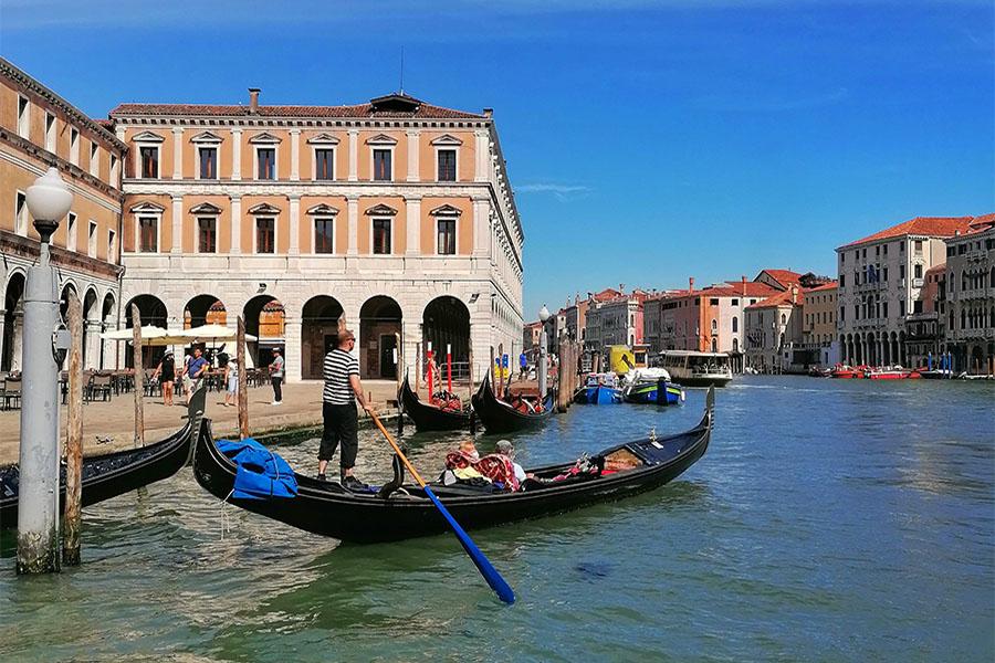 Venezia ritrovata