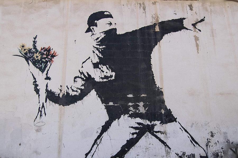 All About Banksy, l'artista sconosciuto più noto al mondo
