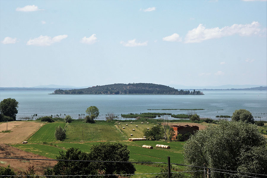 isola polvese lago trasimeno Poesiæuropa 2021