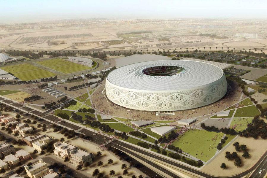 Stadi da sogno per i Mondiali Qatar 2022