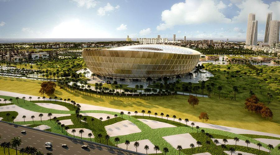 stadi da sogno mondiali qatar 2022 lusail iconic stadium
