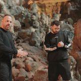 Claver Gold e Murubutu in live streaming dalle Grotte di Castellana