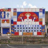Luogo Comune trasforma l'aspetto di una scuola nel Lazio