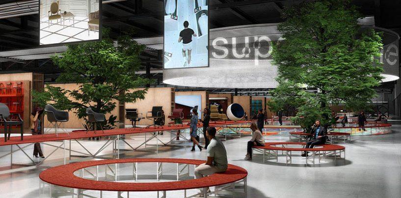 Il Salone del Mobile di Milano 2021 è Supersalone