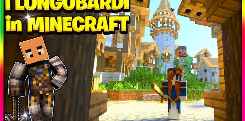 I Longobardi in Minecraft: contest per le scuole