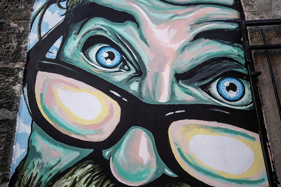 Urban Vision Festival, street art e oltre in Alto Lazio